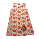 Dora Flora Nickelodeon Summer Dress - Baby Girls Dress
