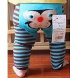 Monkey Leggings/Tights - Baby Boys & Baby Girls Clothes