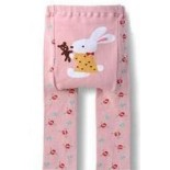 Flower Bunny Leggings/Tights- Babies Accessories