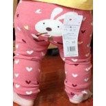Bunny Hearts Leggings/Tights- Babies Accessories