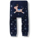 Winter Reindeer Leggings/Tights- Babies Accessories