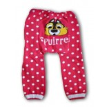 Squirrel Leggings/Tights- Babies Accessories