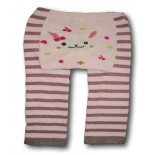 Kitty In Stripes Leggings/Tights- Babies Accessories