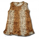 Wild Cat Dress - Baby Girls Clothes