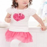 Ringa Ringa Rosey Girl Tutu Dress - Baby Girls Clothes