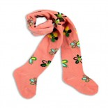Field Of Flowers Stockings/leggings - Baby Girls Clothes