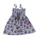 Fresh Spring Cherry Blossom Dress - Baby Girls Clothes