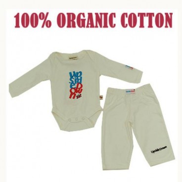 82ced394280f Upside Down 2 Pieces Set - Organic Cotton - Baby Clothes - Adam ...