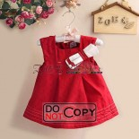 Bondi Baby Doll Dress - Baby Girls Clothes