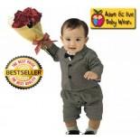 Little Valentine Boys Suit/Tuxedo - Formal/Wedding 2-Pcs Suit