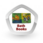 Girls Bath Books