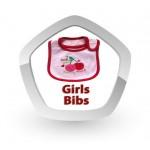 Girls Bibs